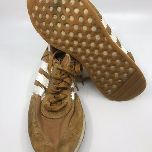 Adidas Brown Men's Sneakers Size 8.5